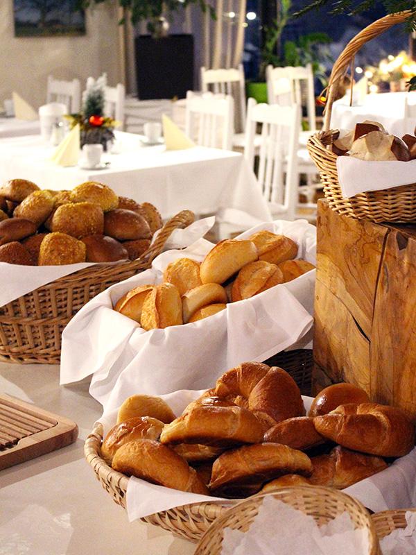 Fruehstueck Forsthaus Wingst 02 - Frühstücksbuffet